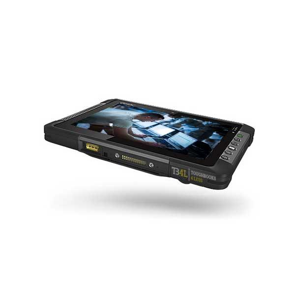 Getac T800 - x7 1.6Ghz– TAA - 4G LTE
