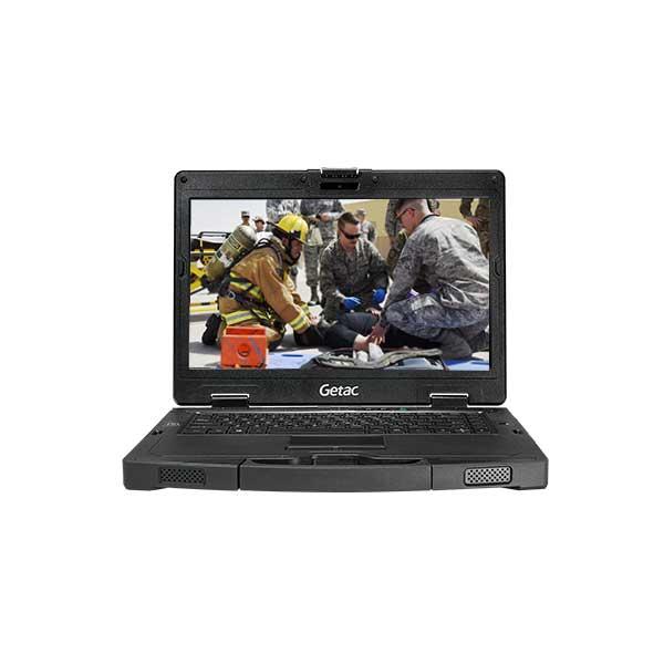 Getac S410 - i3 2.4Ghz - Membrane Keyboard - SD Card Reader