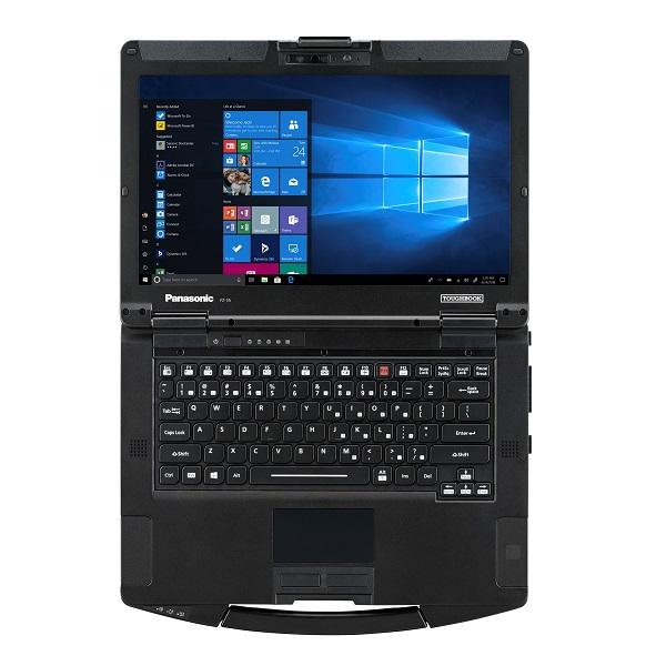 Panasonic Toughbook 55 -  i7 1.9GHz  - Emissive Backlit Keyboard - Infrared Webcam