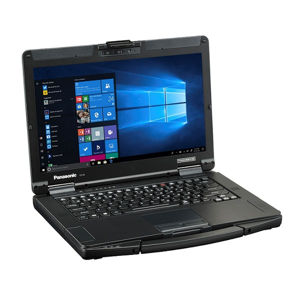 Panasonic Toughbook 55 -  i7 1.9GHz  - Dedicated GPS - Infrared Webcam