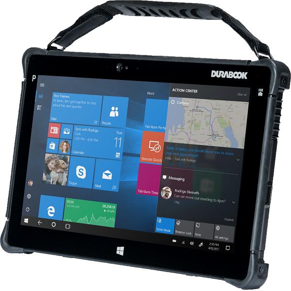 Durabook R11L - 2.30GHz - 5MP Rear Camera - SD Card Reader