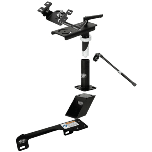 Gamber Johnson Pedestal System Kit - Chevrolet Colorado (2004 - 2012)