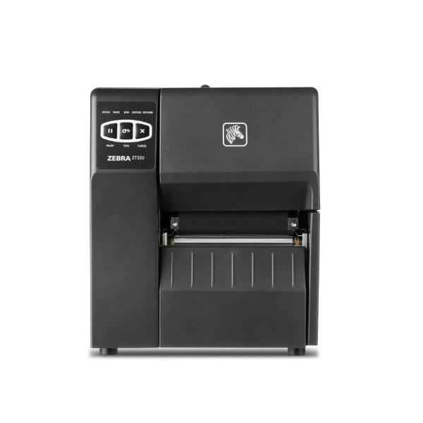 Zebra ZT220 Industrial Direct Thermal/Thermal Transfer Printer - 203 DPI