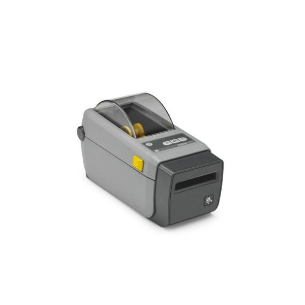 Zebra ZD410 Desktop Direct Thermal Printer - 203 DPI - Bluetooth