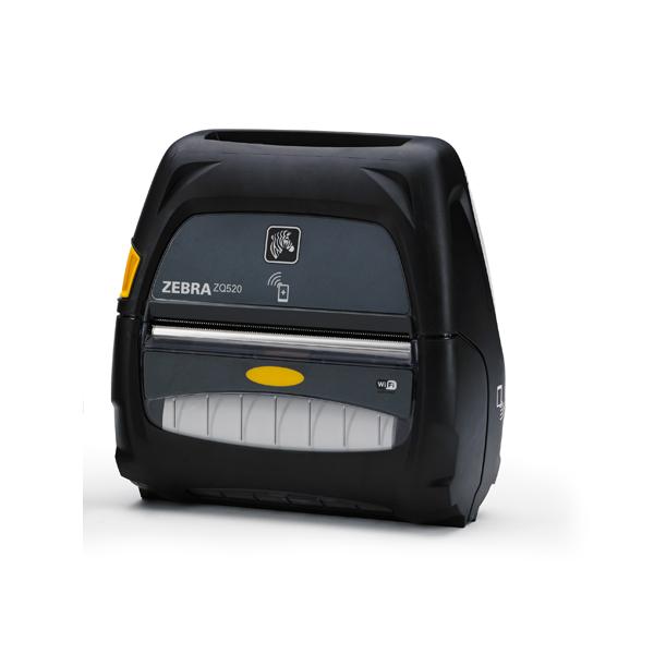 Zebra ZQ520 Mobile Direct Thermal Printer - Bluetooth