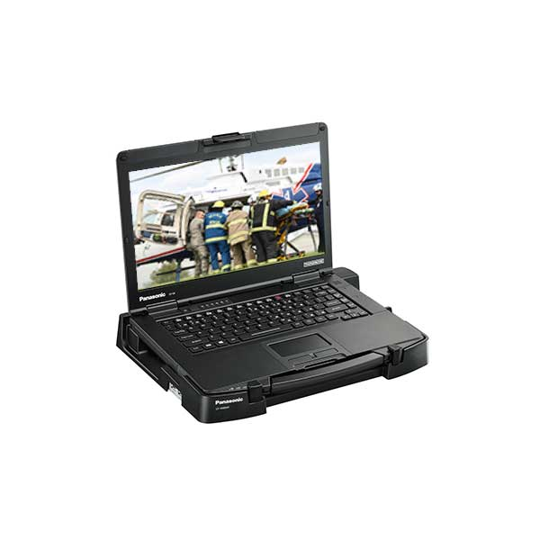Panasonic Toughbook CF-54 MK2 Touch -  i5 2.4Ghz - 256GB SSD - 8GB Ram (Refurbished)