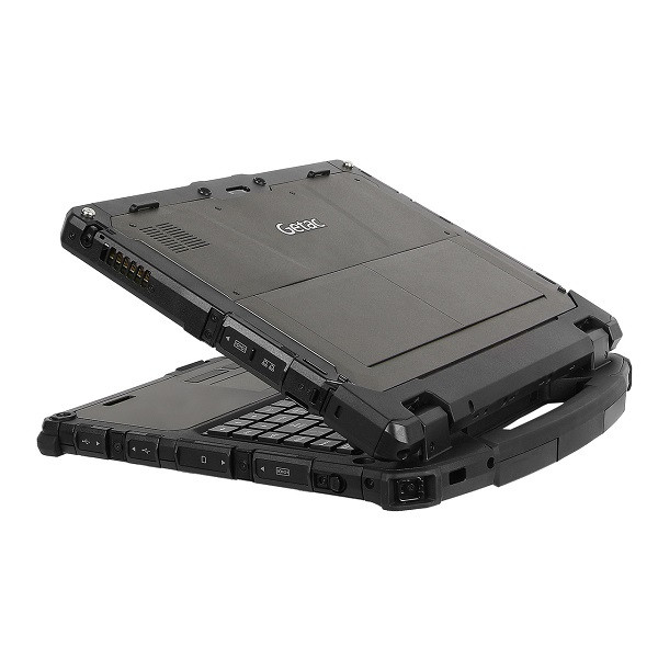 Getac K120 G1– i5-8350U 1.7Ghz – 256GB PCIe SSD - Rear Cam