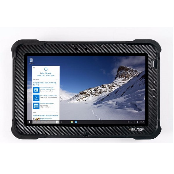 Zebra B10 - i5 1.8Ghz - 128GB SSD - Front & Rear Camera