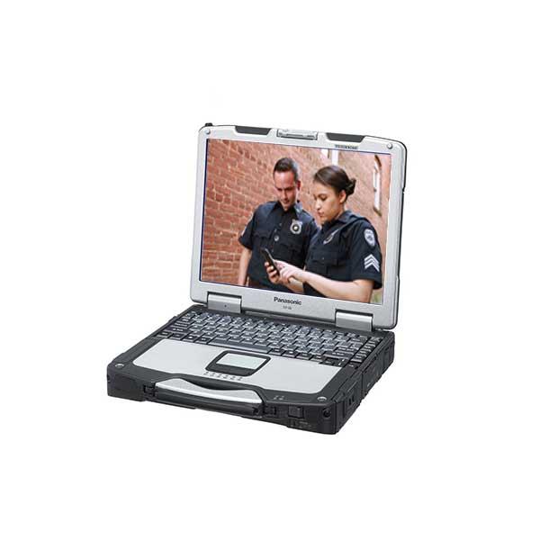 Panasonic Toughbook CF-30 MK3 - Core 2 Duo 1.60Ghz - Single Pass - Touch