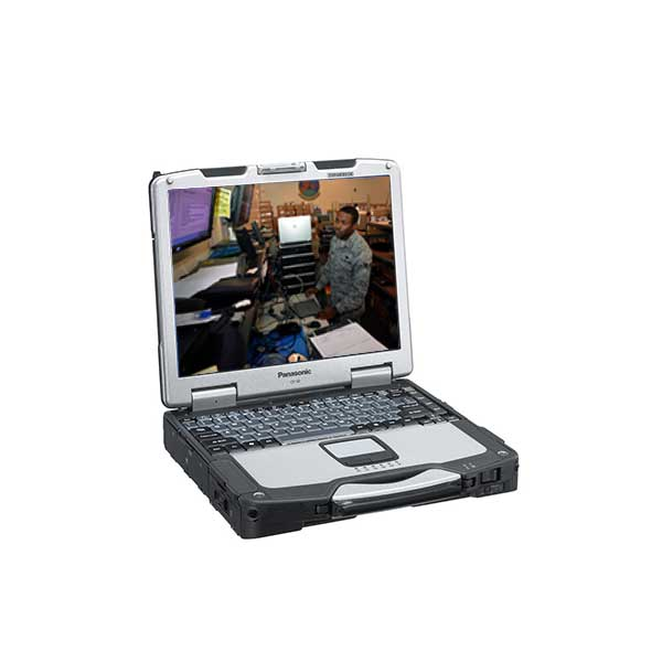 Panasonic Toughbook CF-30 MK3 - Core 2 Duo 1.60Ghz - Single Pass - Touch