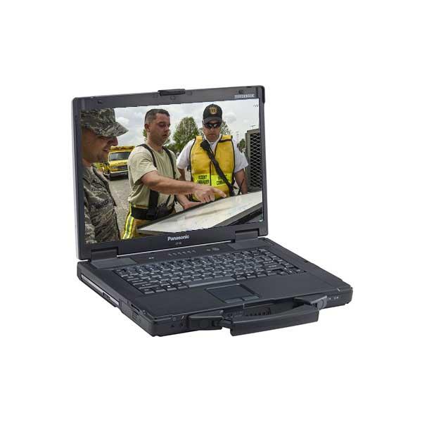 Panasonic Toughbook CF-52 MK3 - i5 2.4Ghz - 250GB Hard Drive - 4GB Ram