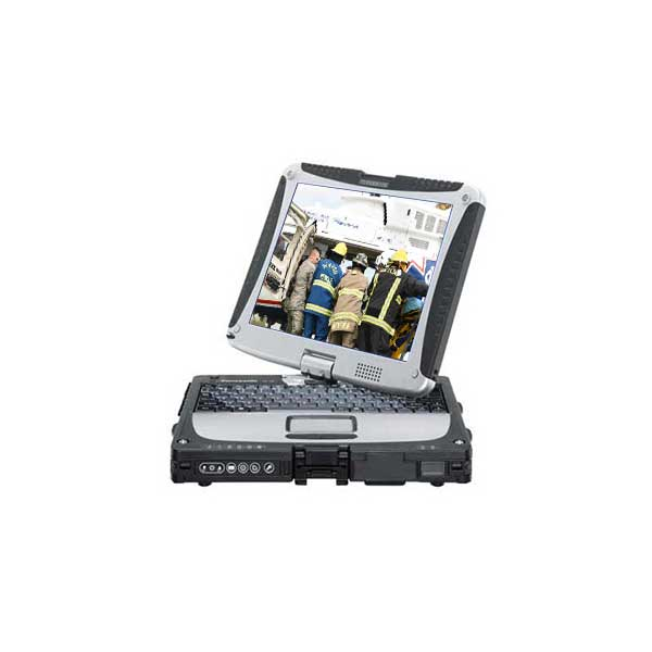Panasonic Toughbook CF-19 MK4 - i5 1.20Ghz - Single Pass - Dual Touch