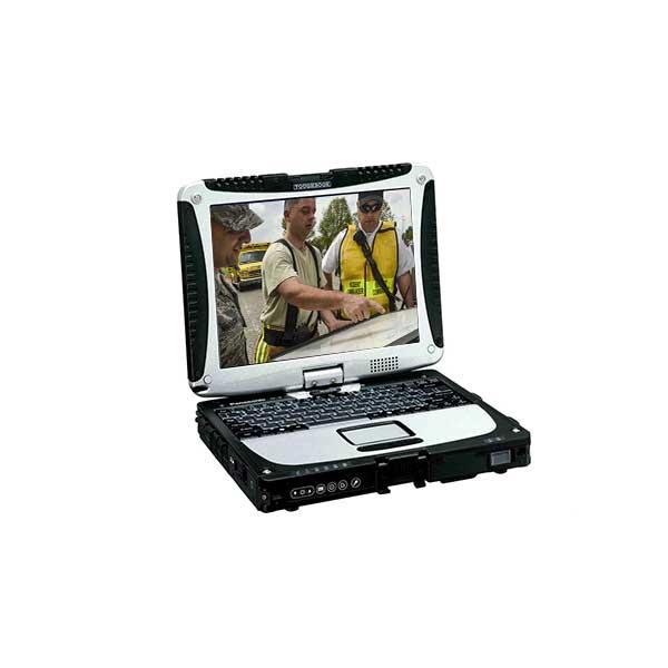 Panasonic Toughbook CF-19 MK7 - i5 2.7GHz - Dual Pass - Touch (Refurbished)