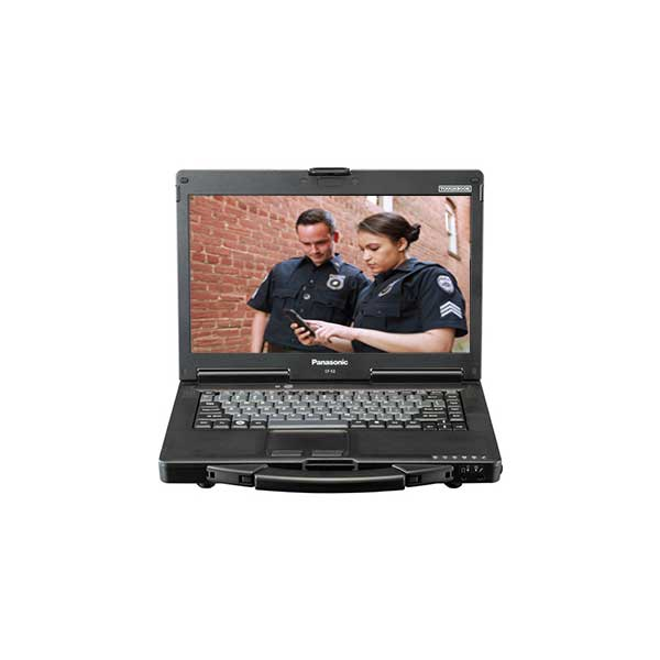 Panasonic Toughbook CF-53 MK2 - i5 2.6GHz - Multi Drive - 500GB HDD