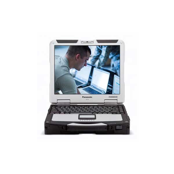 Panasonic Toughbook CF-31 MK3 - i5 2.8Ghz - GPS - Touch