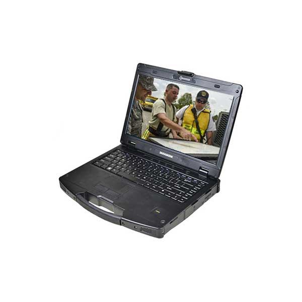 Durabook SA14 i5-7200U 2.5Ghz, Super Multi Drive, Fingerprint Reader