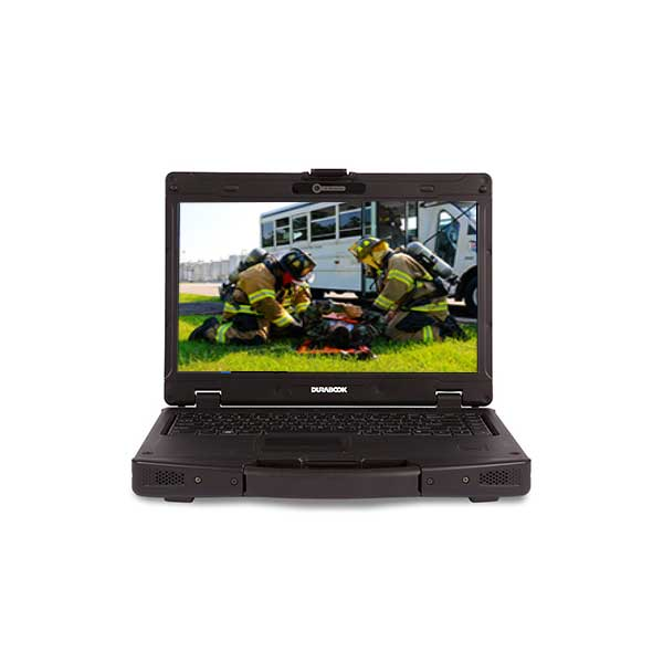 Durabook SA14 i7-7500U 2.7Ghz, Dual RF Pass-Thru 2MP Webcam