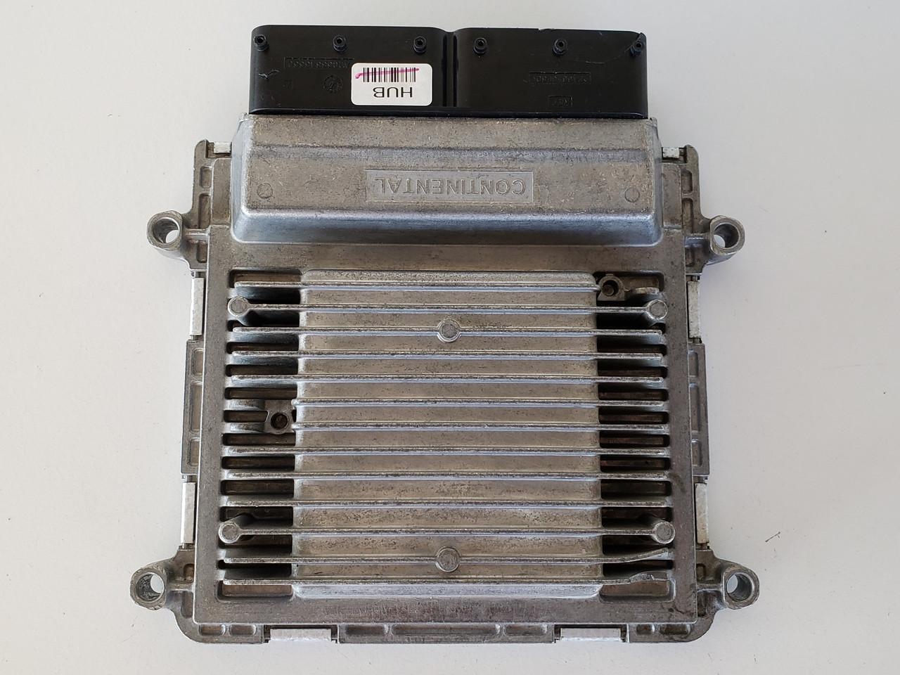 2011-2013 Elantra 39103-2EMB2 Computer Brain Engine Control ECU ECM EBX Module