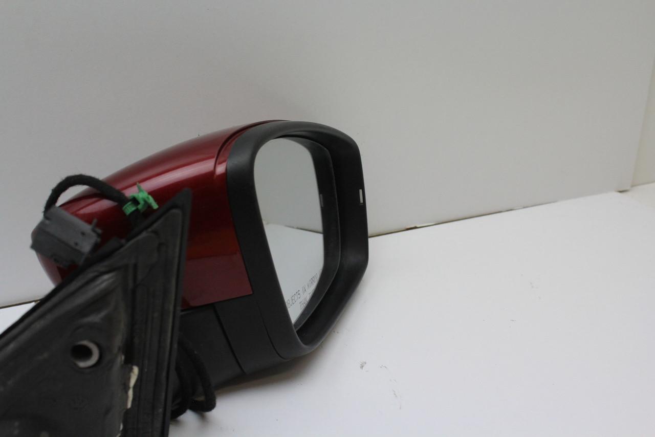13-15 Volkswagen Passat 561 857 502 T Passenger Right View Exterior Door Mirror