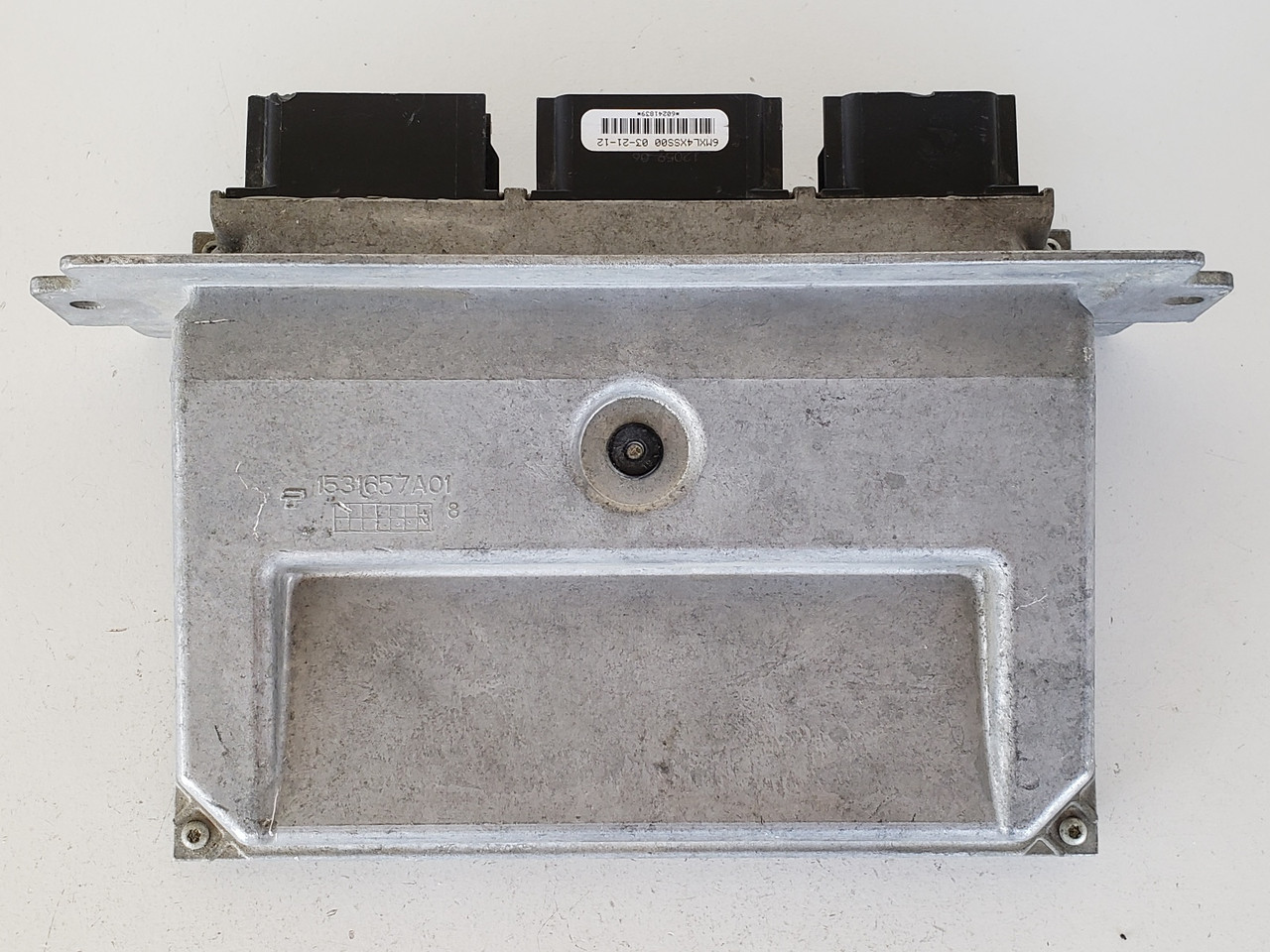 2012 Fusion AE5A-12A650-FNA Computer Brain Engine Control ECU ECM EBX Module