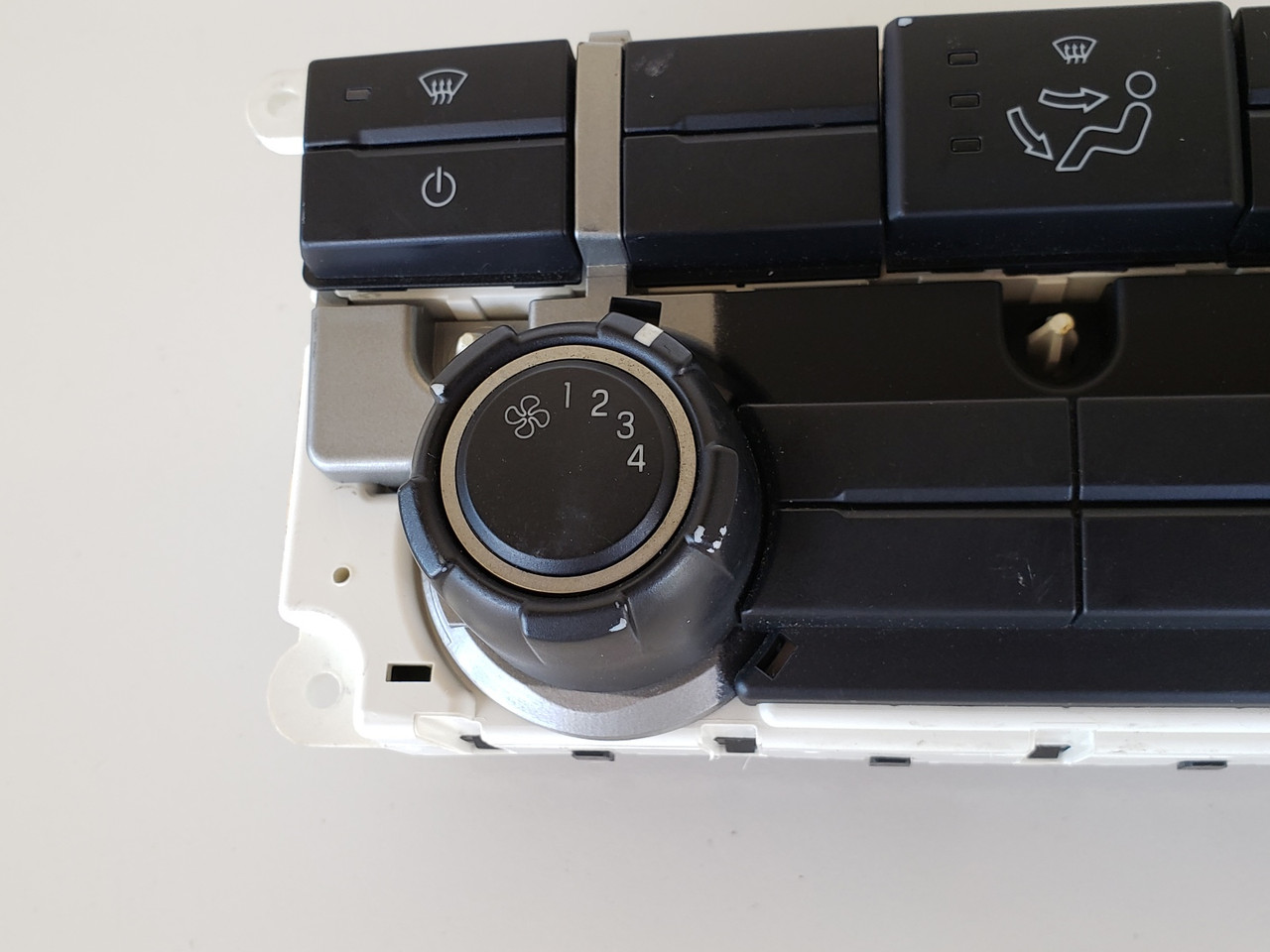 13-14 F-150 F150 DL3T-19980-AA Climate Control Panel Temperature Unit A/C Heater