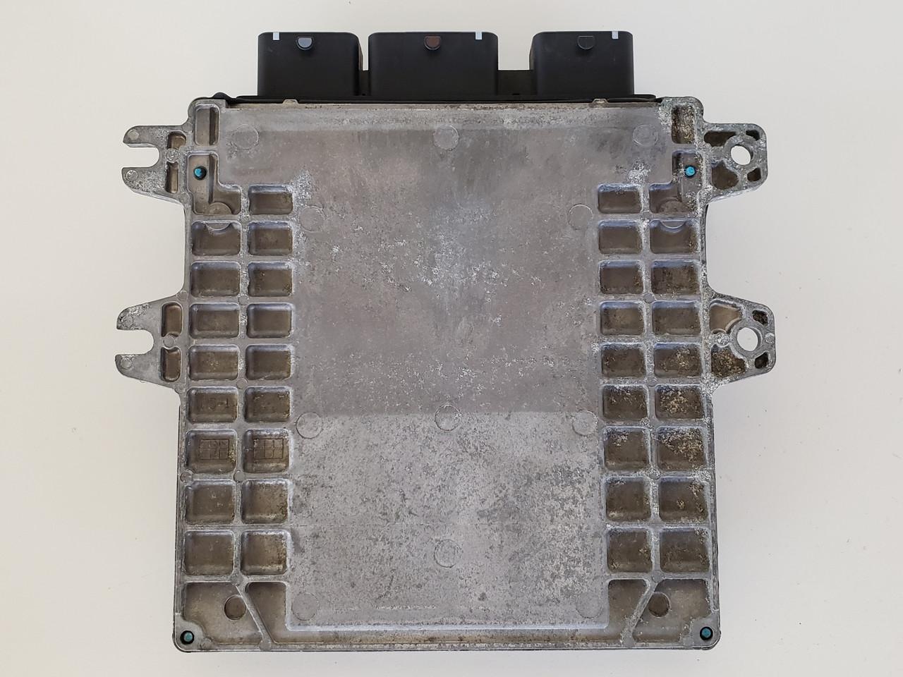 2010 Nissan Rogue MEC112-040 C1 Computer Brain Engine Control ECU ECM EBX Module