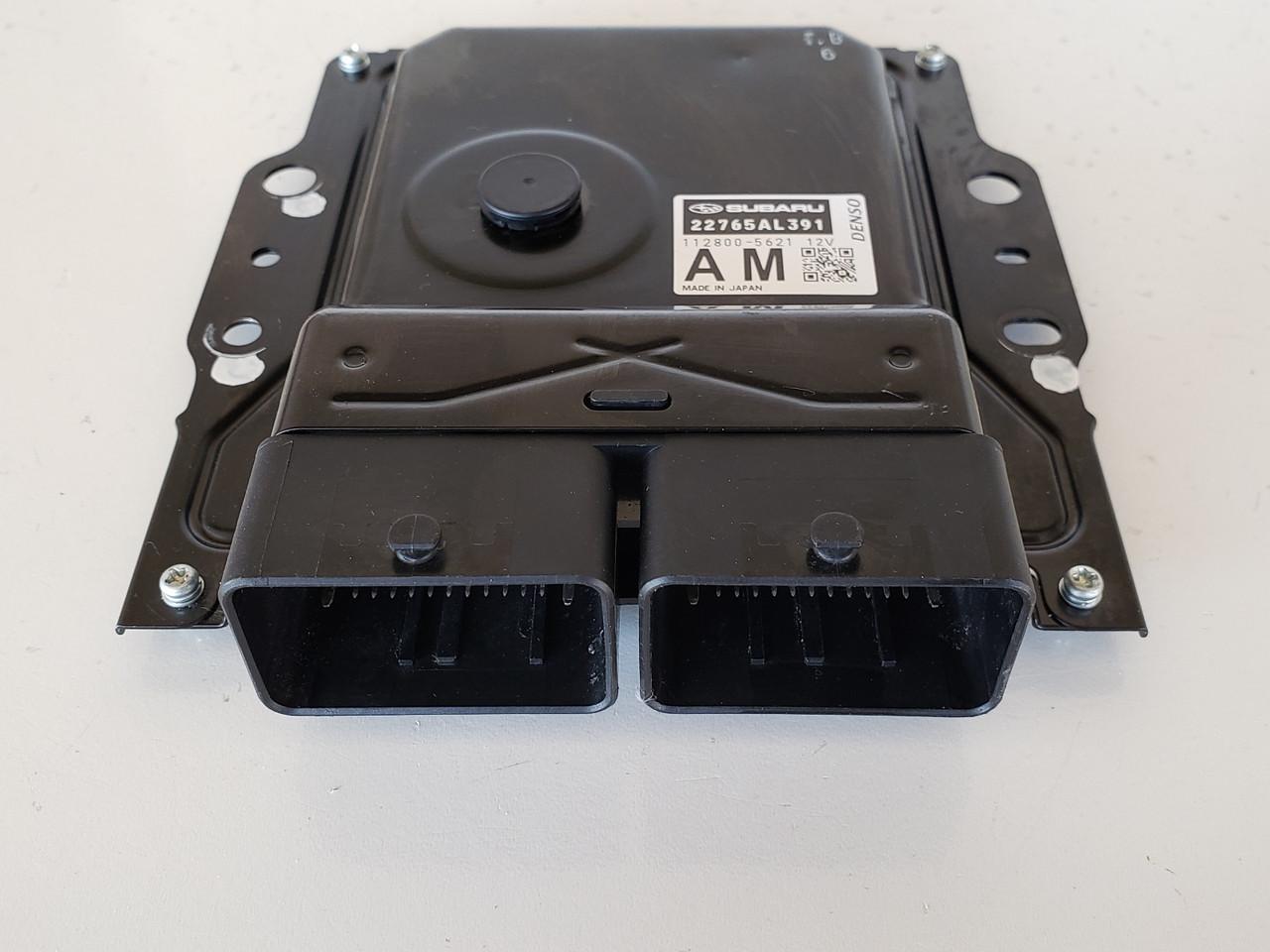 2018 Subaru Forester 22765AL391 Computer Brain Engine Control ECU ECM EBX Module