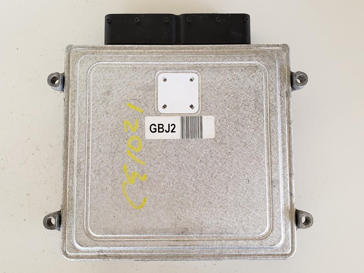 2014-2015 Optima 39108-2GBJ2 Computer Brain Engine Control ECU ECM EBX Module