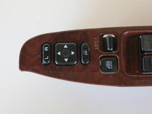 00 01 02 03 04 Subaru Legacy Drivers Side Left Master Window Switch OEM