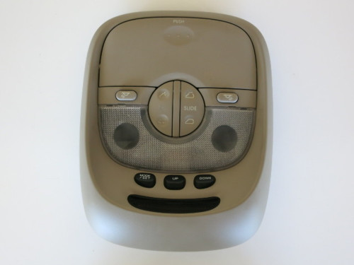 03 04 05 06 07 08 09 Kia Sorento Overhead Over Head Console Control Unit