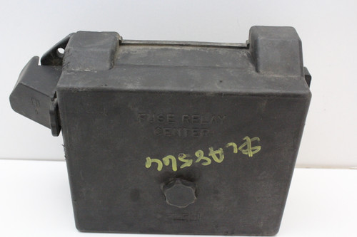 00 01 Chevrolet S10 S-10 15075526 Fusebox Fuse Box Relay Junction Control Module
