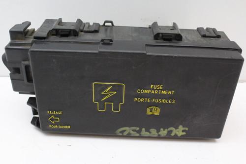 00 01 02 03 Ford Ranger F87B14A067AA Fusebox Fuse Box Relay Unit Module