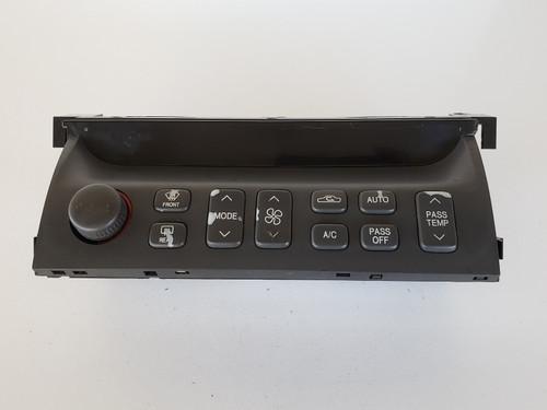 """00-05 Deville """"For Parts"""" 25742497 Climate Control Panel Temp Unit A/C Heater"""
