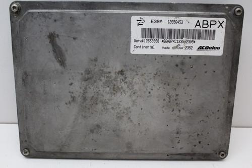 13-16 Buick Verano 12653998 Computer Brain Engine Control ECU ECM EBX Module