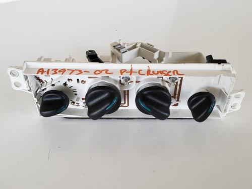00-05 Dodge Neon 04885336AA Climate Control Panel Temperature Unit A/C Heater