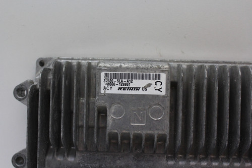 2016 16 Honda CRV CR-V 37820-5LA-A12 Computer Engine Control ECU ECM Module