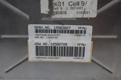 04 05 Buick Lesabre 12583827 Computer Brain Engine Control ECU ECM EBX Module
