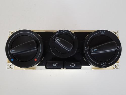 00-11 VW Golf 1J0 820 045 F Climate Control Panel Temperature Unit A/C Heater