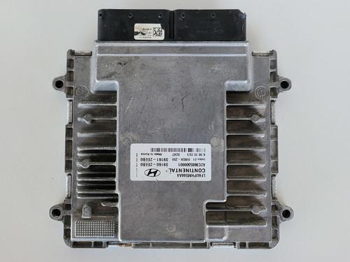 2016-2017 Sonata 39161-2EEB0 Computer Brain Engine Control ECU ECM EBX Module