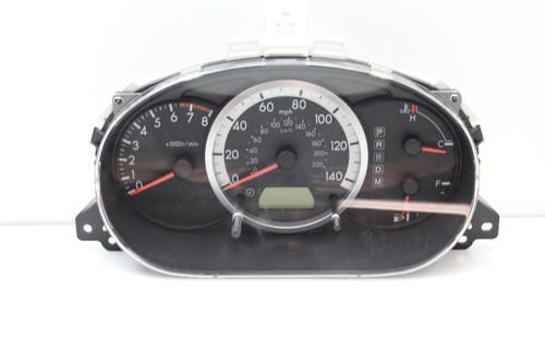 06 07 Mazda 5 AT CM CC 46 B Speedometer Head Instrument Cluster Gauges 79K