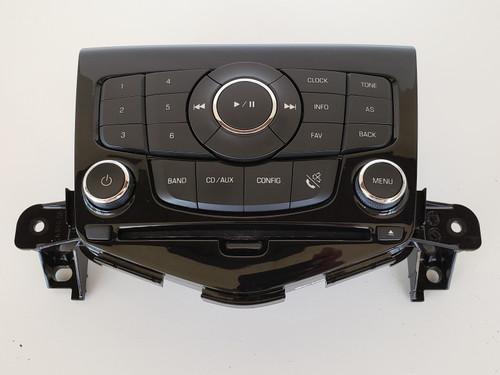 11-16 Chevrolet Chevy Cruze 94563269 Audio Control Panel