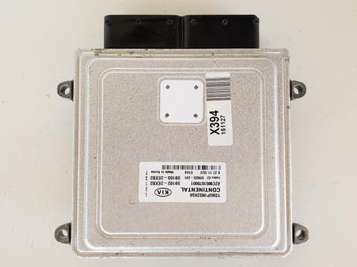 2016 Kia Forte 39103-2EXB2 Computer Brain Engine Control ECU ECM EBX Module