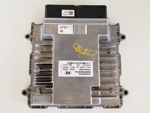 2015-2017 Sonata 39111-2GTE2 Computer Brain Engine Control ECU ECM EBX Module