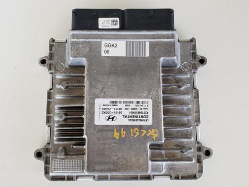 2015-2017 Sonata 39111-2GGK2 Computer Brain Engine Control ECU ECM EBX Module