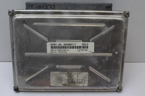 00 01 02 Chevrolet Camaro 09380717 Computer Engine Control ECU ECM EBX Module
