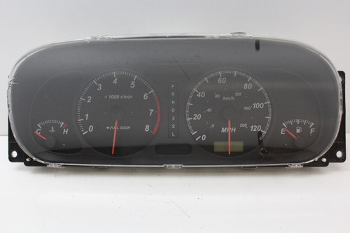 00-02 Isuzu Rodeo 987212-8572 Speedometer Head Instrument Cluster Gauges 125K