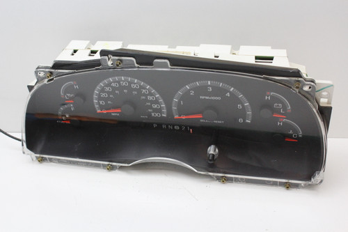 02-04 Ford F150 F-150 XL3F-10A855-AA Speedometer Instrument Cluster Gauges 150k