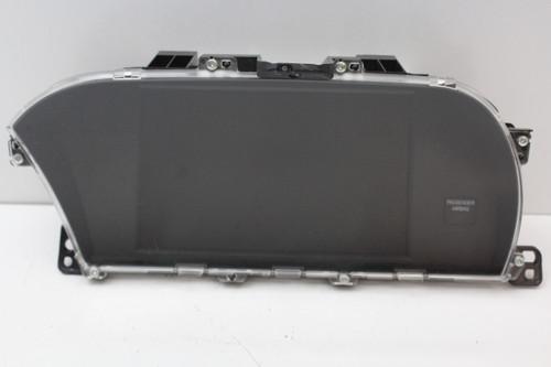 13-15 Honda Accord Display Screen 39710-T2A-A01 Speedometer Gauges 141K