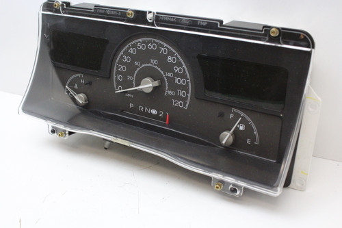 03 04 Lincoln Town Car 3W1F-10849-AC Speedometer Instrument Cluster Gauges 75K