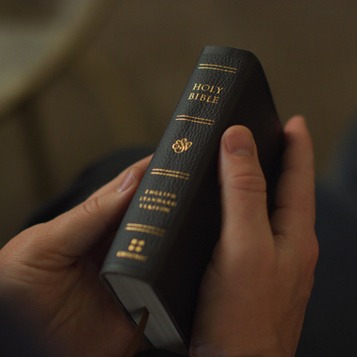ThisESV Pocket Bibleis the most complete, but yet smallest Bible ever published. Made with durable materials, it can easily fit in you pocket, bag, or car. It is printed on thin Bible paper making it one inch thick.